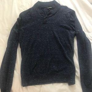 Express men's sweater large